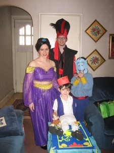 Purim 2006 - Disney's Aladdin
