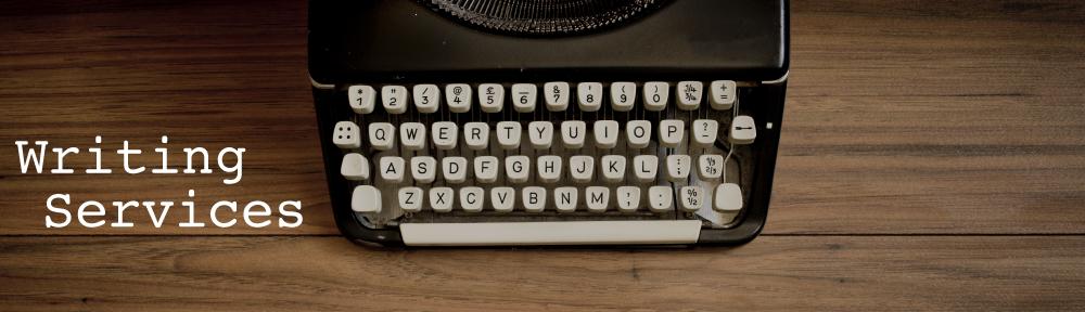 Writing Services & Portfolio