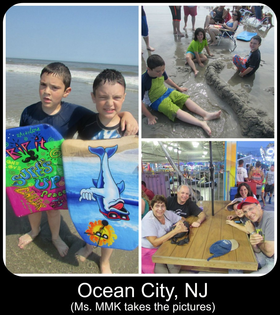 At Ocean City, NJ - The Jersey Shore