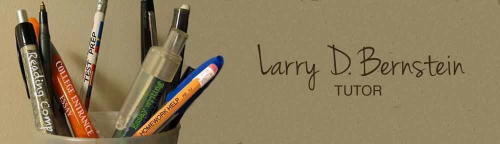 Larry the Tutor
